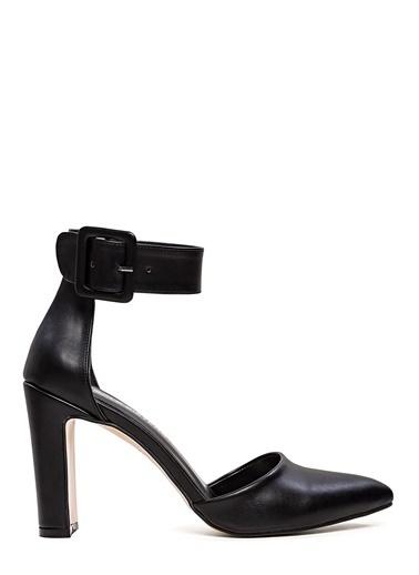 Sole Sisters Topuklu Ayakkabı Siyah - Penelopea Siyah